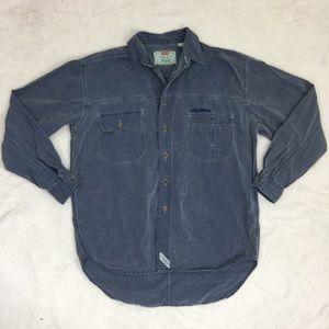 VNTG Levi's Med Long Sleeve Button Up Shirt